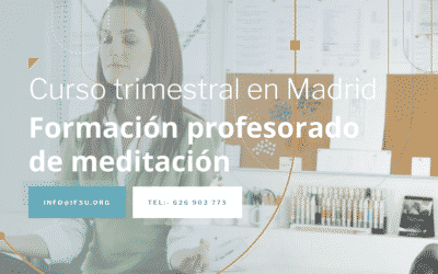 Quarterly Meditation Course in Madrid